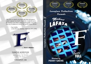 F DVD cover